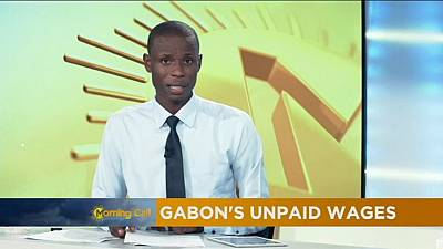 Gabon's unpaid wages [The Morning Call]