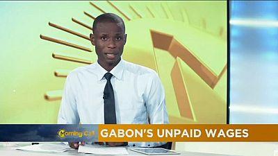 Salaires impayés au Gabon [The Morning Call]