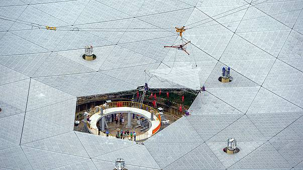 E.T. phone home: China eyes hunt for alien life with giant telescope