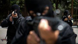 اولین تصاویر از «عوامل بازداشت شده داعش در تهران» منتشر شد