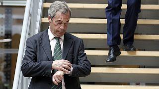 El eurófobo Nigel Farage dimite como líder del UKIP tras el Sí al 'brexit'