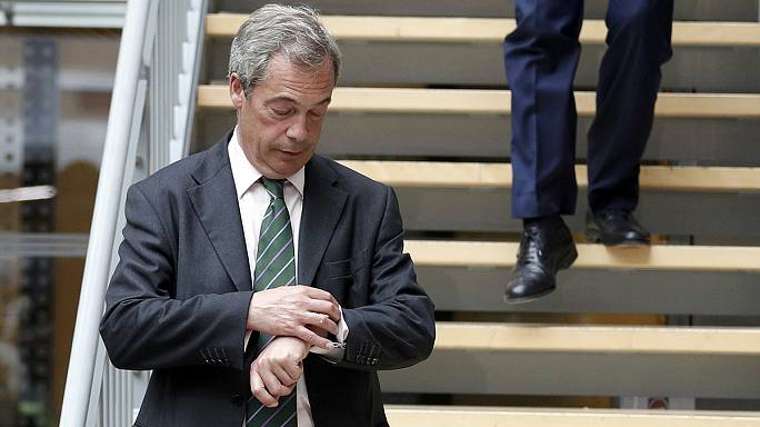 Великобритания: Фараж сделал свое дело, Фараж может уходить