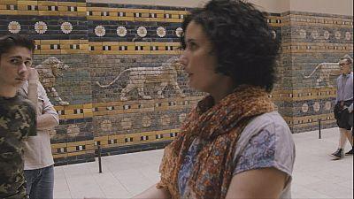 Syria's cultural heritage recreated in Berlin's Pergamon Museum