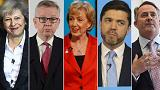 Andrea Leadsom anuncia su candidatura para liderar el partido conservador del Reino Unido