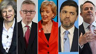 Who is in the running to be the next UK prime minister?