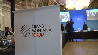 Crans Montana Forum: Stelldichein der Reichen und Mächtigen
