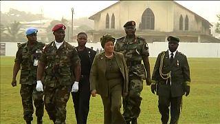 U.N. peacekeeping mission leaves Liberia after 13 years