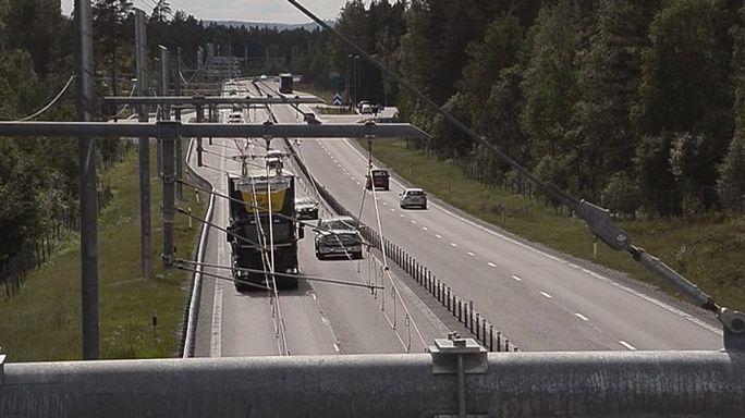 السويد: مشروع لخفض انبعاثات الغازات الدفيئة في قطاع النقل