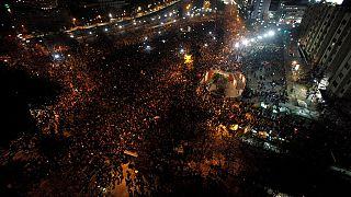 Copa America : les chiliens célèbrent leurs héros
