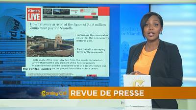 Revoir la revue de presse du 04 juillet 2016 [ The Morning Call ]
