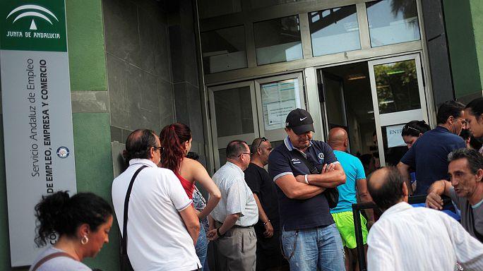اسبانيا: تراجع في عدد العاطلين عن العمل