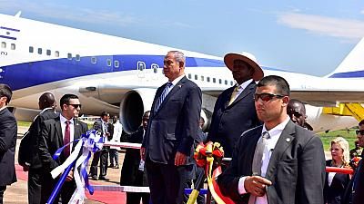 Jews and Arabs must agree on coexistence - Museveni says as Israeli PM visits