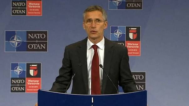 NATO envia 4 mil soldados para conter ofensivas da Rússia