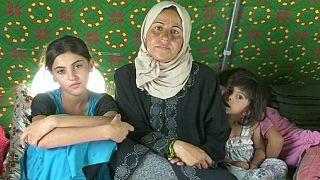 Deslocados de Fallujah sem forças para celebrar o Eid