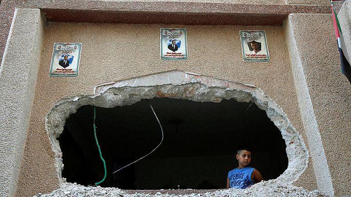 Kudüs'te gerginlik