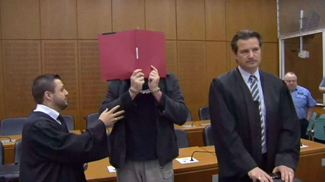 السجن لألماني-تركي متهم بحيازة أسلحة ومواد متفجرة