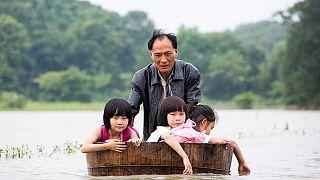 Decenas de muertos en inundaciones en el sur de Asia