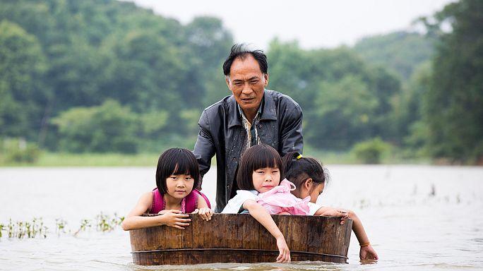 فيضانات في الصين وباكستان والهند