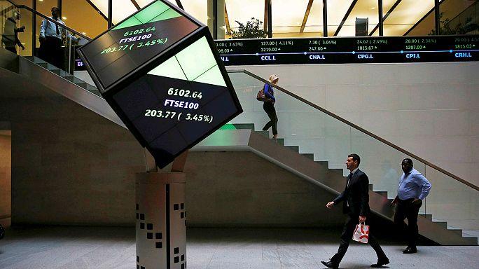 Acionista da LSE aprovam fusão com Deutsche Börse