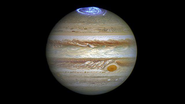 مركبة جونوالفضائية تقترب من مدار كوكب المشتري