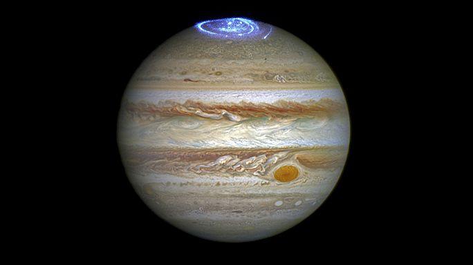 Uzay aracı Juno, Jüpiter'in yörüngesine girmek üzere