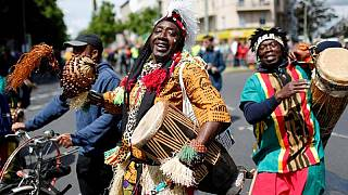Ghana Carnival 2016 showcases sub-regional and Caribbean cultures