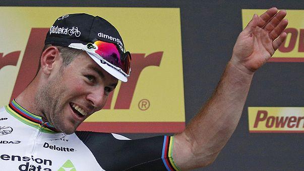 Ciclismo, Tour de France: terza tappa a Cavendish