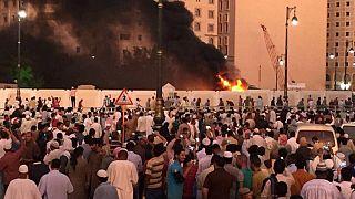 Σαουδική Αραβία: Στόχος βομβιστών το «Τέμενος του Προφήτη» στη Μεδίνα