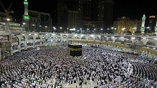Suicide bomber attacks one of Islam's holiest sites