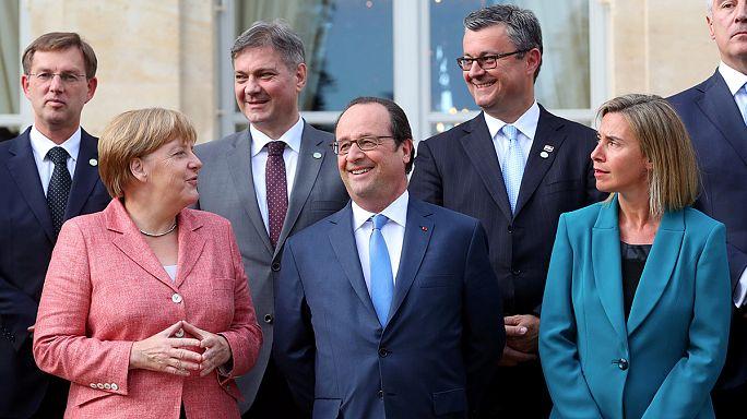 """Олланд: """"Брексит"""" не повлияет на процесс интеграции с балканскими странами"""""""