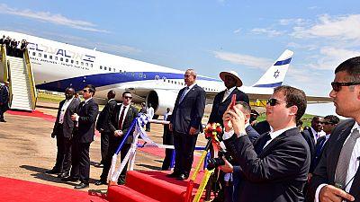 "La visite ""très émouvante"" de Benjamin Netanyahu en Ouganda"