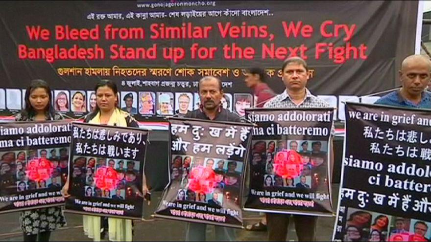 """Bangladeche: """"Estamos de luto e vamos lutar"""""""