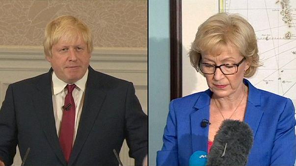 Кто сменит Дэвида Кэмерона? Джонсон выдвигает Лидсом