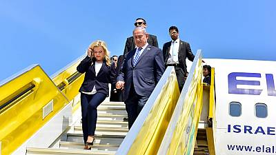Landmark African tour: Israeli PM in Kenya on official visit