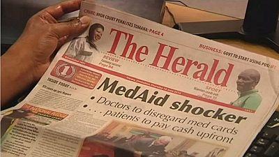 Zimbabwe : les médecins menacent de ne plus recevoir les patients qui bénéficient d'une assurance-maladie