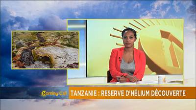 Tanzania's helium deposit [The Morning Call]