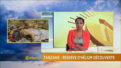 Tanzania's helium deposit [The Morning Call]