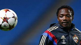 Leicester City set to sign Nigeria's Ahmed Musa for club record fee