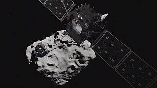 Spacecraft Rosetta prepares to crash-land on comet 67P