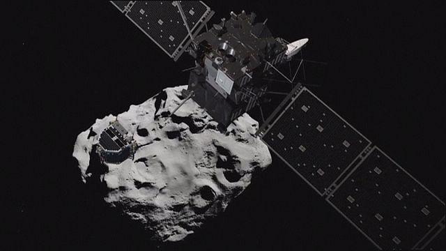 Rosetta: A nagy finálé