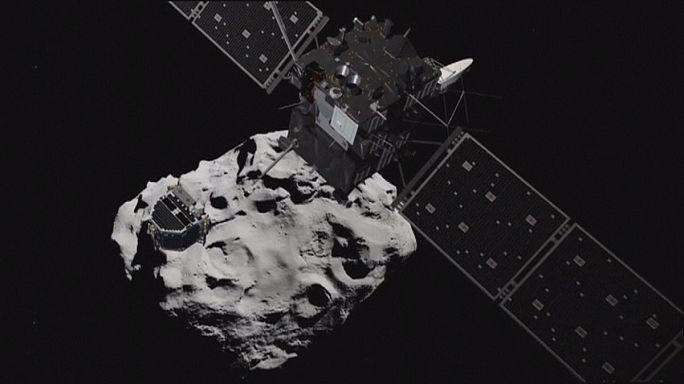 Fin de mission et baiser de la mort pour Rosetta