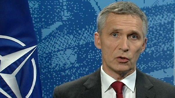 """NATO: """"Säbelrasseln"""" UND Dialog mit Russland"""
