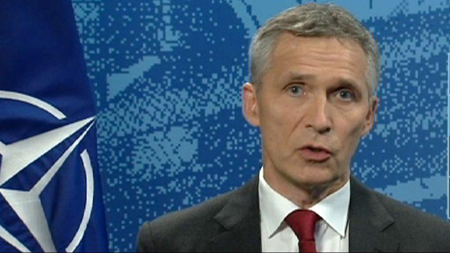 """NATO: """"A defesa militar é uma plataforma de envolvimento no diálogo político com a Rússia""""."""