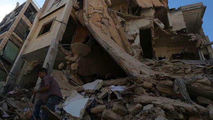 Az Amnesty International szerint a szíriai ellenzék legalább annyira brutális, mint az Aszad-rezsim