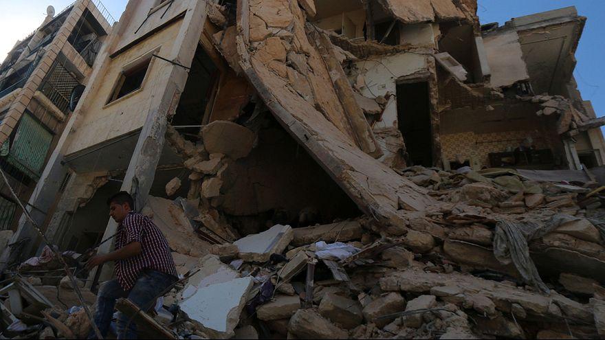 Grupos rebeldes respaldados por EE. UU. o Arabia Saudí llevan a cabo torturas en zonas de Siria