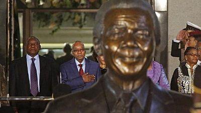 Le « Sanctuaire mémorialMandela» d'Africanews [quelques citations de l'homme]