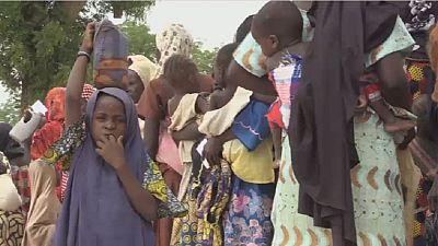 La région du Lac Tchad en proie à la malnutrition