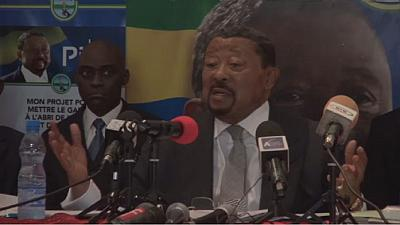Jean Ping officially joins Gabon Progress Party and promises political reforms in the country if elected into office