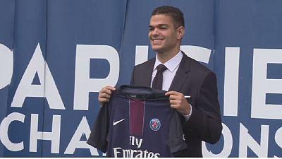Ben Arfa joins PSG