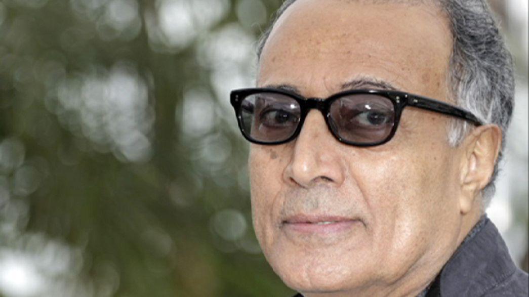 El mundo del cine se despide de Abbas Kiarostami
